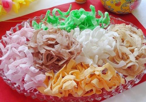 Cách làm món mứt dừa khô thơm ngon ngay tại nhà