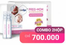 Giá bào tử lợi khuẩn Pregmom