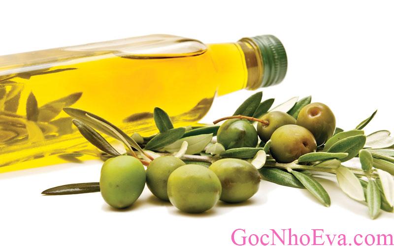 chống lão hóa da bằng thiên nhiên từ dầu Oliu