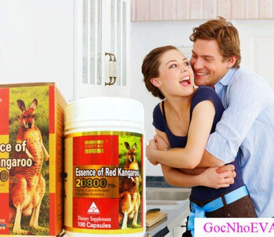 Thực phẩm chức năng sinh lý nam Essence Of Red Kangaroo