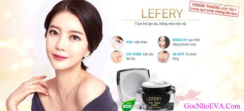 Lefery cream có tốt như quảng cáo không?