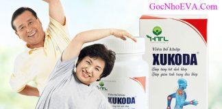 Thực phẩm chức năng viên bổ khớp Xukoda