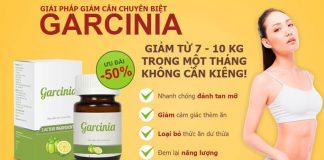 Thuốc giảm cân Garcinia - Giảm cân chuyên biệt 7-10Kg tại nhà