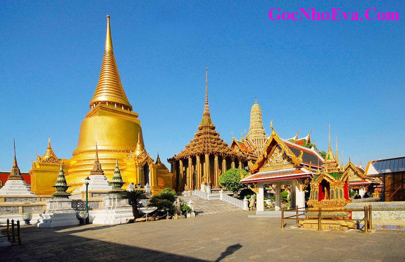 Hình ảnh đền chùa phật giáo Thái Lan