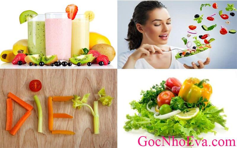 giảm cân thành công trong 1 tháng với DASH Diet