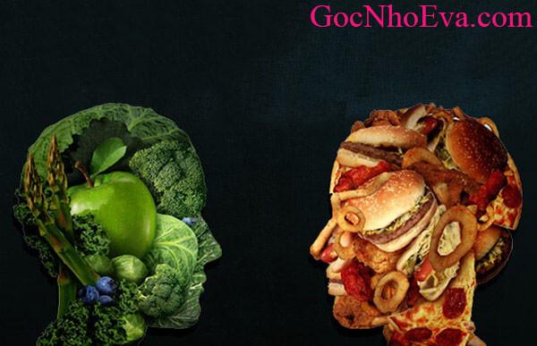 thực đơn giảm mỡ cho nữ với Flexitarian Diet