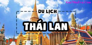 Trải nghiệm du lịch Thái Lan và những bài học xương máu