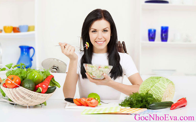 giảm béo bụng sau sinh