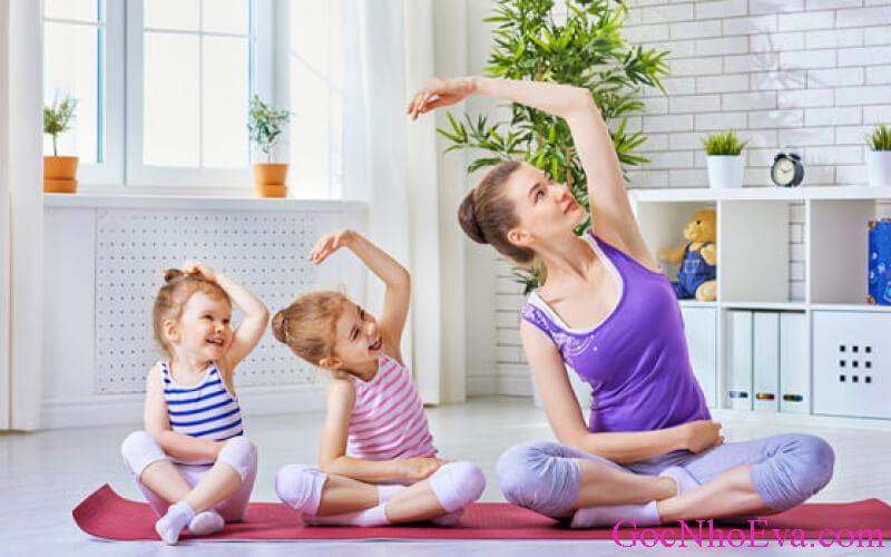Bài tập Yoga giảm béo tại nhà đơn giản hiệu quả