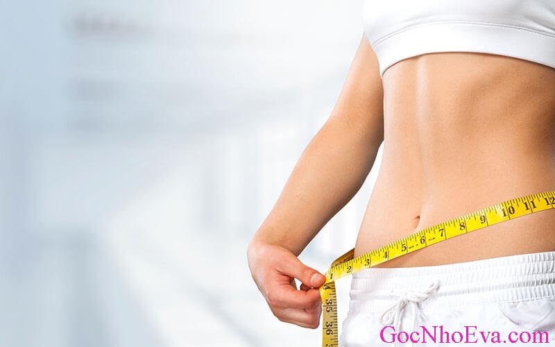 giảm béo sau sinh