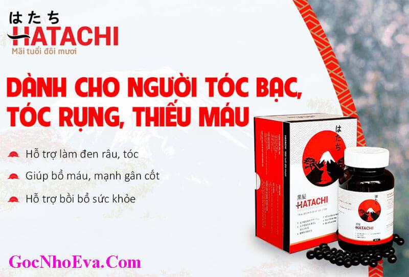 Thuốc hatachi có tốt không? giá bao nhiêu? mua ở đâu chính hãng?