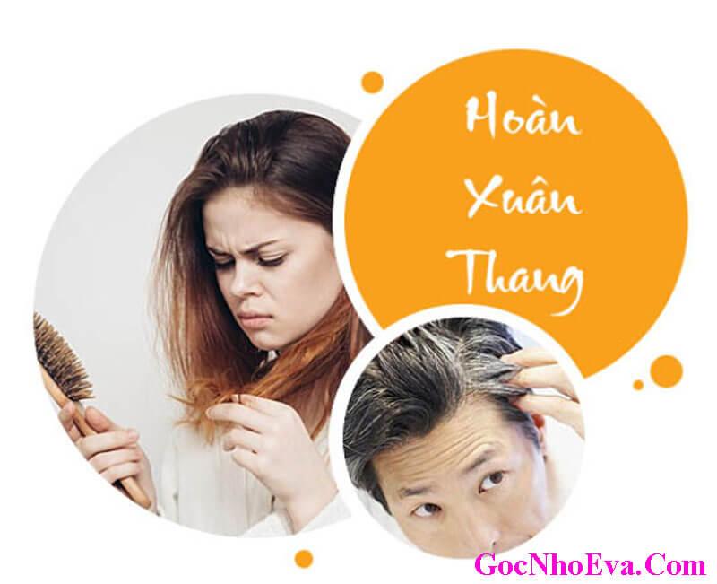 Hoàn Xuân Thang hỗ trợ điều trị các bệnh về tóc hiệu quẩ