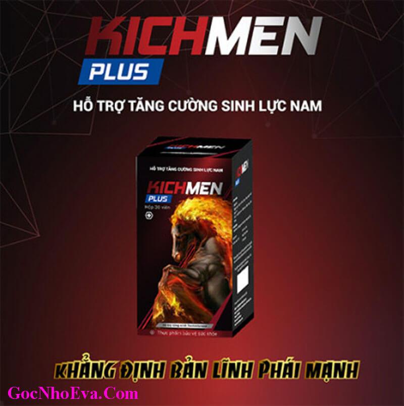 Thuốc Kichmen Plus có tốt không? mua ở đâu, giá bao nhiêu?