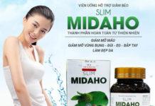 Review thuốc giảm cân Slim Midaho chính hãng