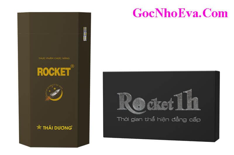 Review thuốc tăng cường sinh lý nam Rocket 1h