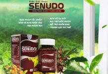 Viên uống giải rượu SENUDO chính hãng 100%