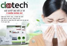 Thẻ diệt khuẩn Clotech chính hãng Nhật Bản