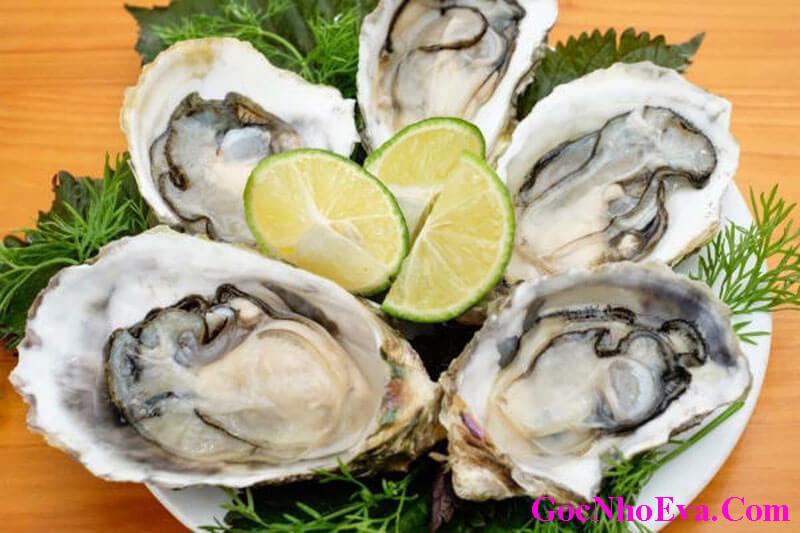 Hàu biển thực phẩm số 1 về tăng cường sinh lý nam giới