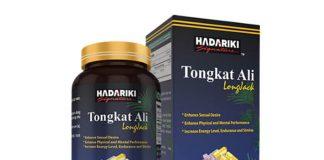 Tăng Cường Sinh Lý Nam Hadariki Tongkat Ali