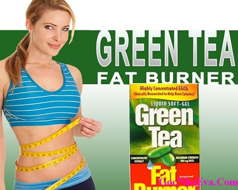 Thuốc giảm cân nhập khẩu Mỹ Green Tea