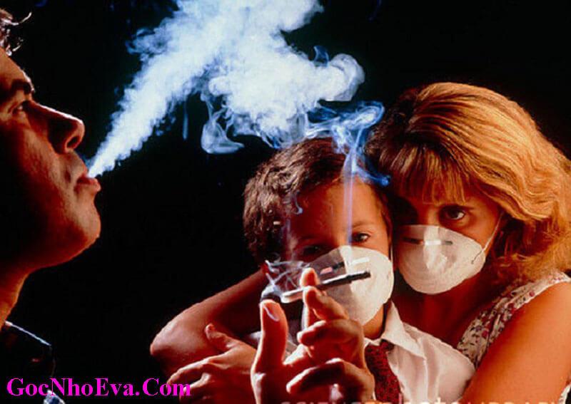 Tác hại của thuốc lá đối với sức khỏe
