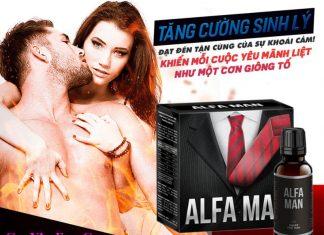Thuốc Alfa Man có tốt không? Giá bao nhiêu? Mua ở đâu chính hãng?