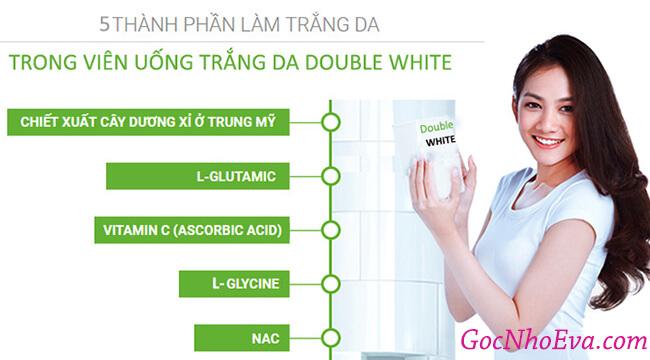thành phần Double White
