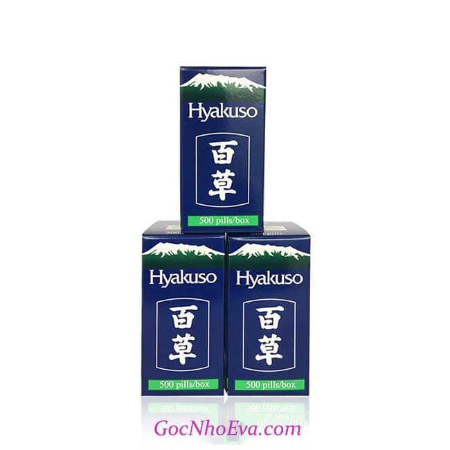 tác dụng của thuốc hyakuso