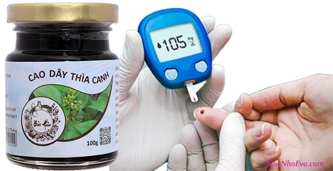 điều trị bệnh tiều đường