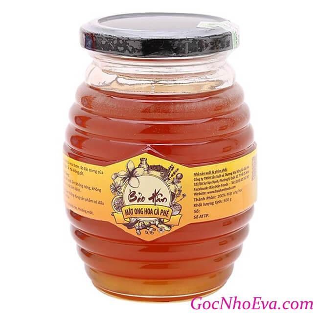 chứng nhận mật ong hoa cà phê bảo hân