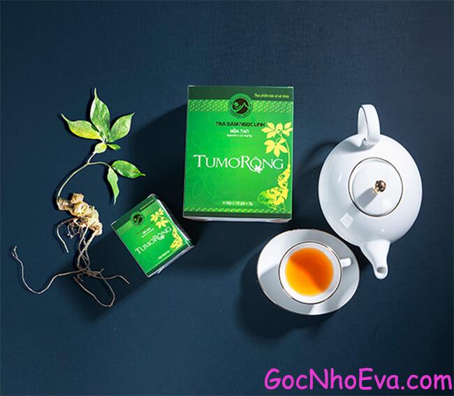 trà sâm ngọc linh tumơrông có tốt không