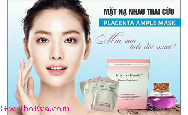 Mặt nạ Placenta ample mask