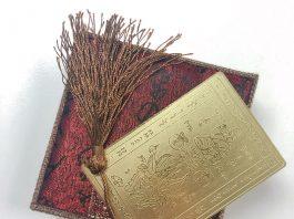 Bùa Mẹ Ngoắc Thái Lan Mạ Vàng Chính Hãng