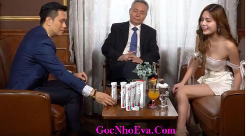 Tiên sỹ Hồ Bá Do và Diễn Viên Việt Anh trò chuyện về RockMan