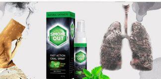 Thuốc xịt cai nghiện Smoke Out