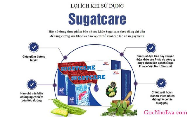 Thành phần của Sugatcare