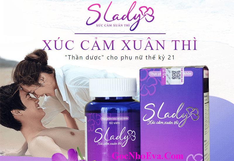 Viên uống Slady có tốt không? giá bao nhiêu? mua ở đâu chính hãng