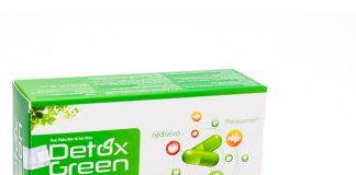 Detox green Chính hãng