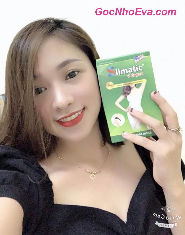 Đánh giá công dụng Slimatic Collagen