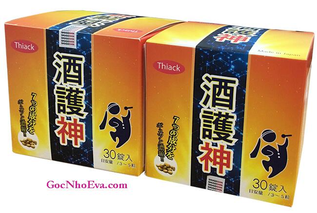 Shugoshin sản phẩm tốt cho Gan