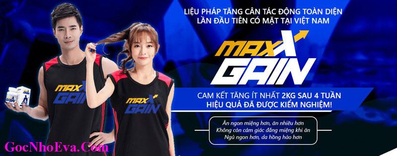 Tăng cân Maxx Gain Chính Hãng