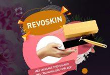Máy Massage Revoskin Chính Hãng