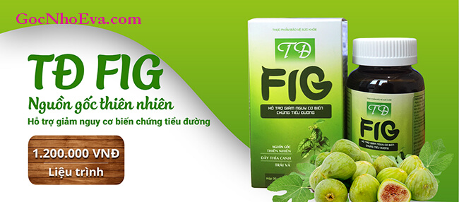Viên uống TĐ Fig tại website của nhà sản xuất chỉ 1.200.000/6 hộp