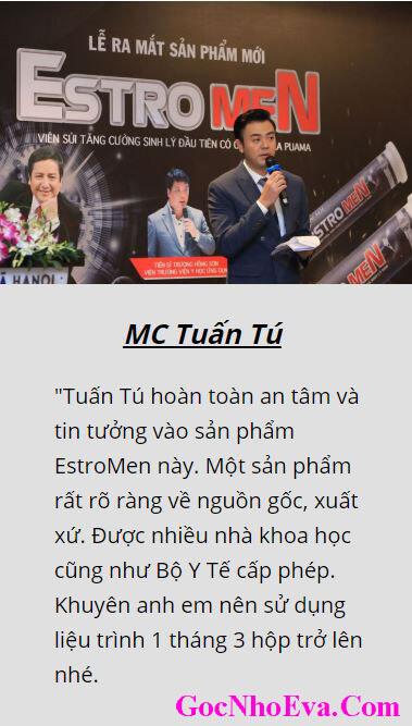 MC Tuấn Tú (35 tuổi)