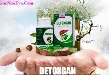 Viên uống DetoxGan Chính Hãng
