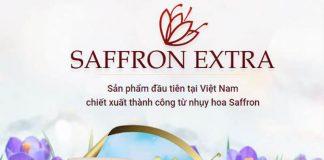 Thuốc Saffron Extra Chính Hãng