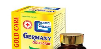 Germany Gold Care Chính Hãng