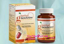 Thuốc Herbal GlucoActive Chính Hãng