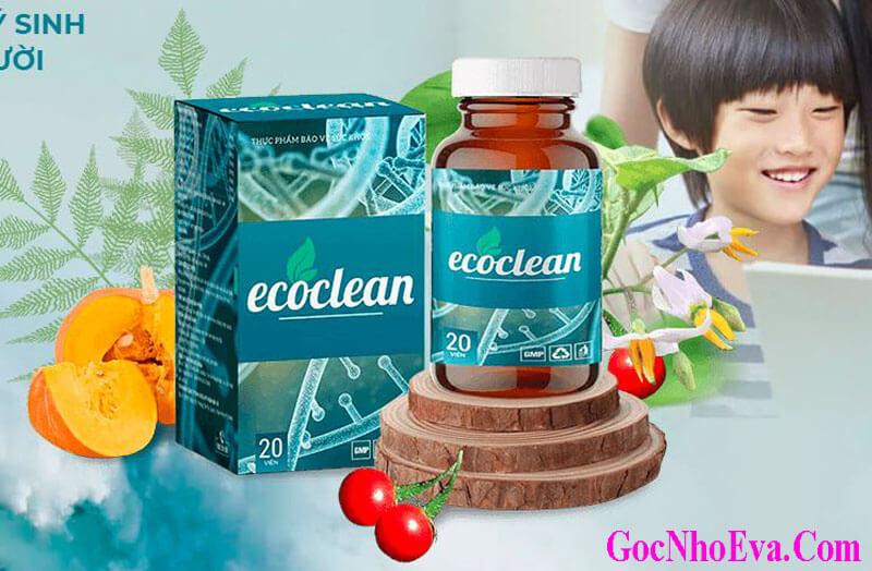 Diệt Ký Sinh Trùng Eco Clean Chính Hãng