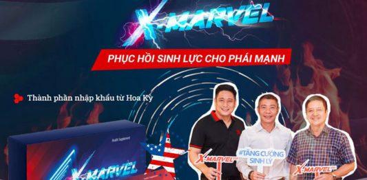 Viên Ngậm Sinh Lý X-Marvel Chính Hãng